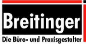 Logo Breitinger AG – Die Büro und Praxisgestalter