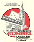 Logo Metzgerei Gumbel
