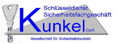 Logo Schlüsseldienst Kunkel GbR