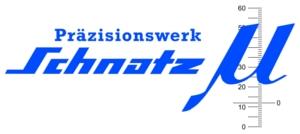 Logo Präzisionswerk Schnatz GmbH & Co.KG