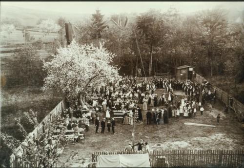 Turngarten um 1900